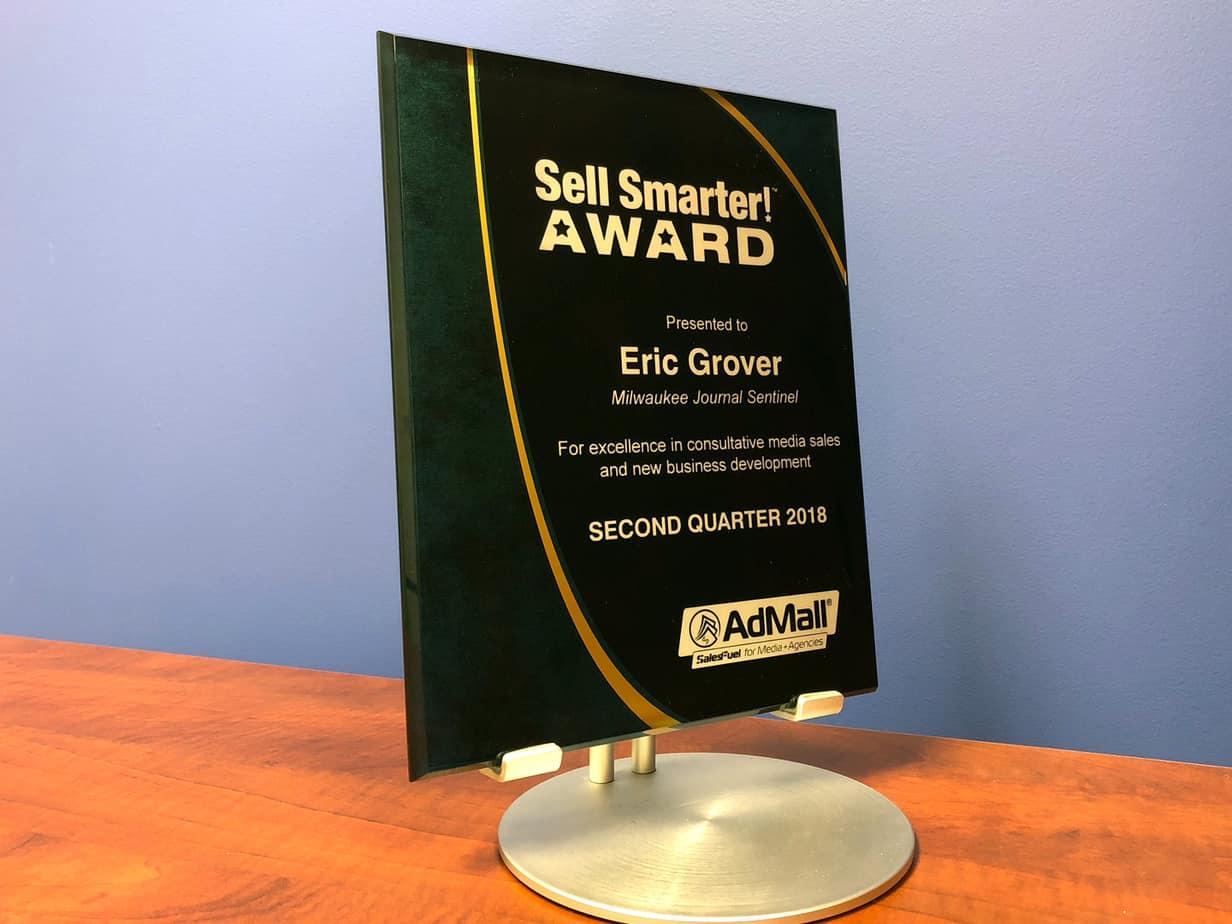 Sell Smarter Eric Grover