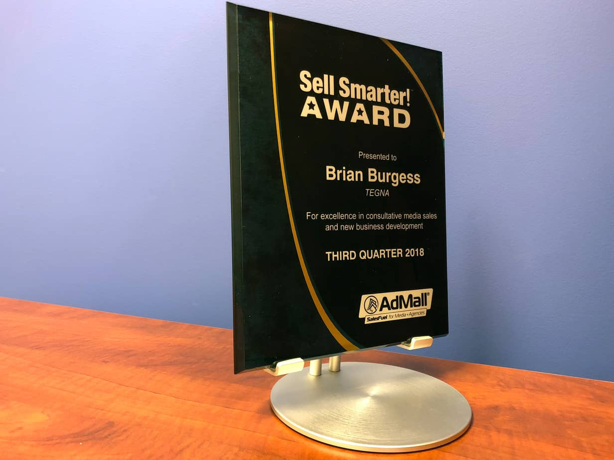 Sell Smarter Brian Burgess