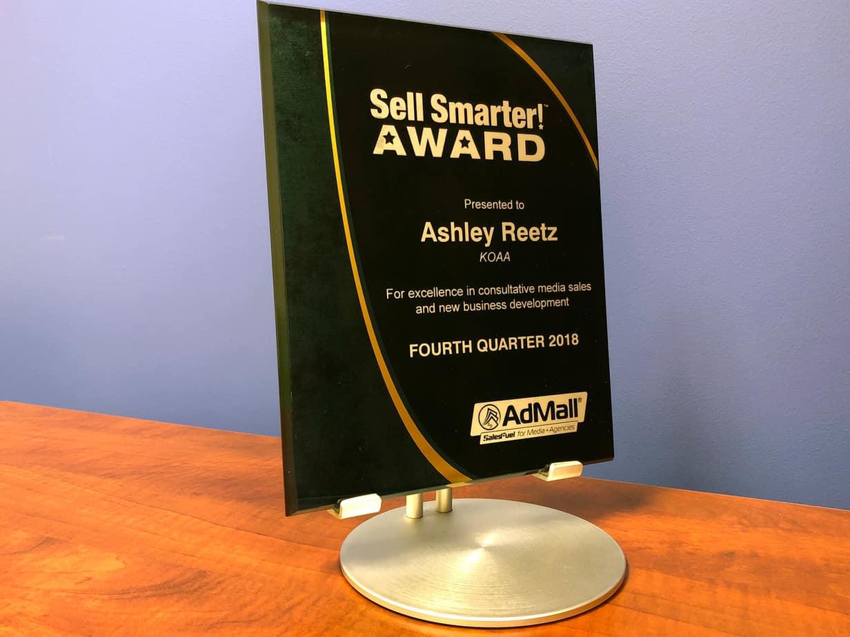 Sell Smarter Ashley Reetz