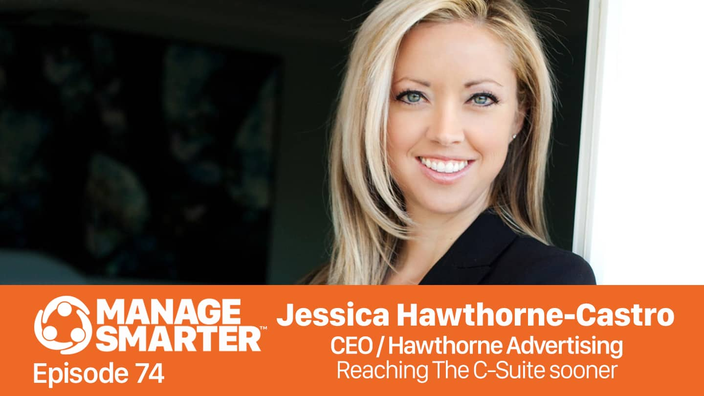 Hawthorne Advertising on the Manage Smarter podcast from SalesFuel