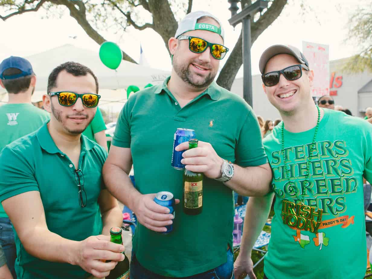 55% of Consumers Plan to Celebrate St. Patrick's Day