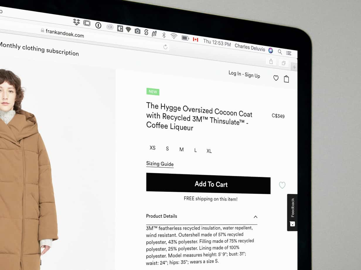 Easy Returns can Boost Online Clothing Sales