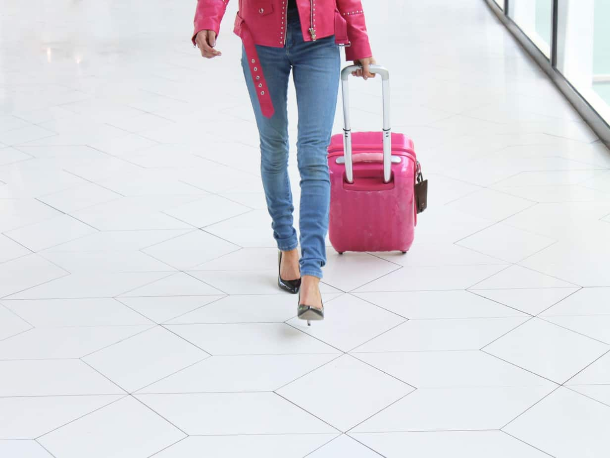 smaller luggage options