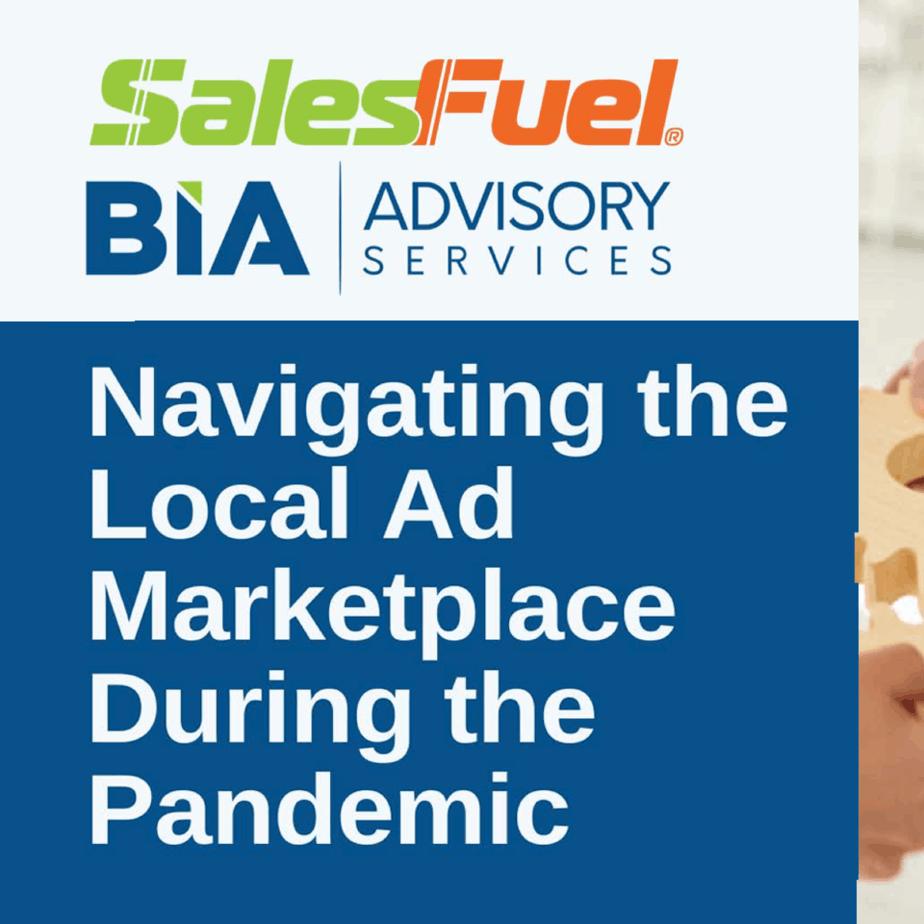 Coronavirus Pandemic Local Advertising Webinar from SalesFuel and BIA