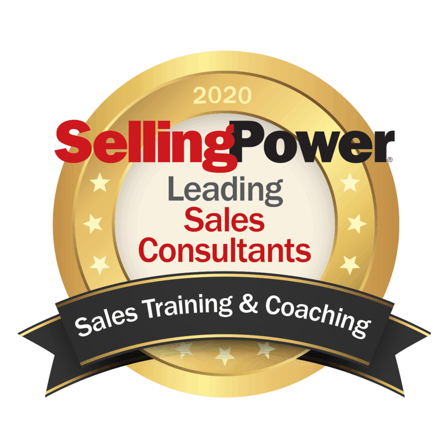 C. Lee Smith is recognized as a Leading Sales Consultant by Selling Power magazine