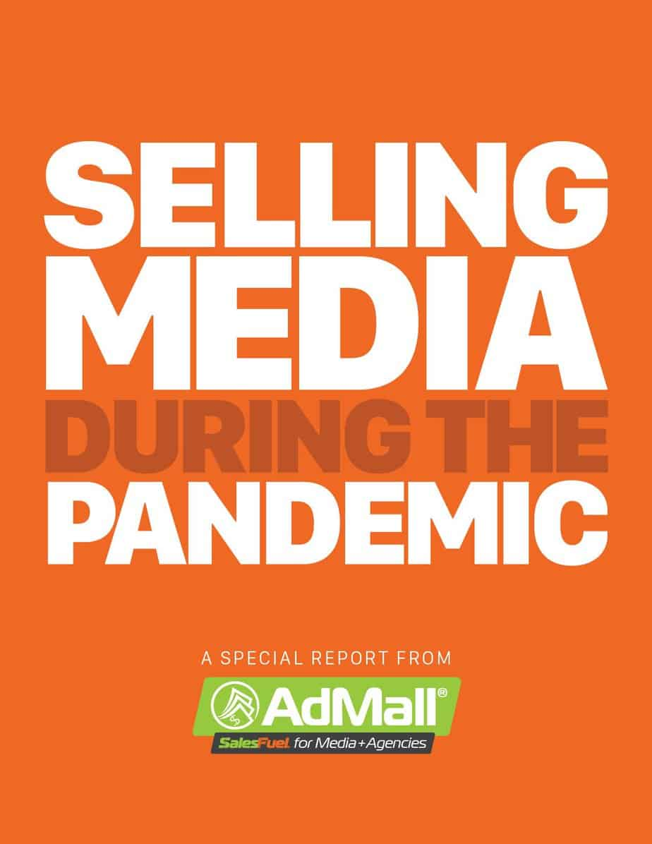 Selling Media During the Coronavirus Pandemic White Paper from AdMall