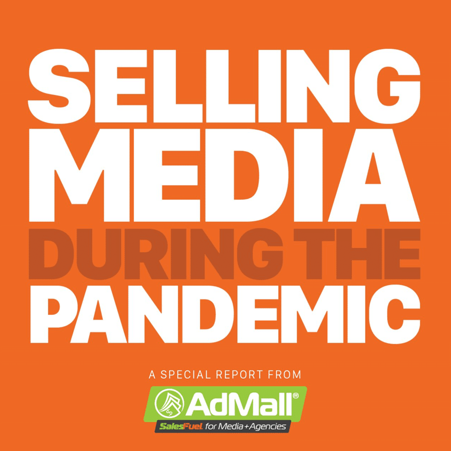 Selling Media During the Coronavirus Pandemic - Special Report from AdMall