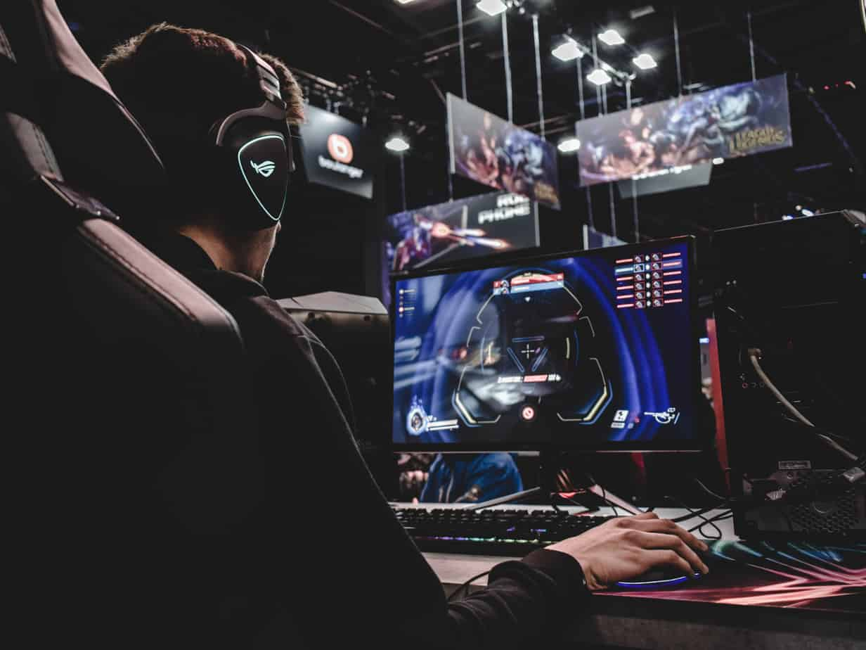 Mobile and e-sports gaming