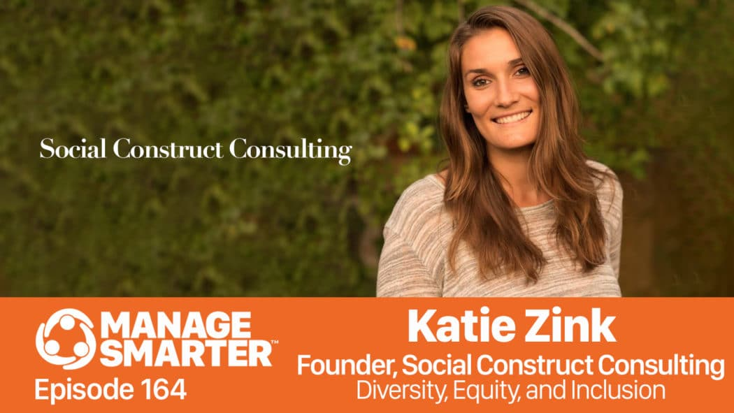 Katie Zink on the Manage Smarter Show from SalesFuel