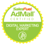AdMall Certified Digital Marketing Expert