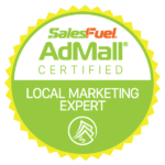 AdMall Certified Local Marketing Expert - SalesFuel Digital Badge
