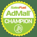 AdMall Champion - SalesFuel Digital Badge