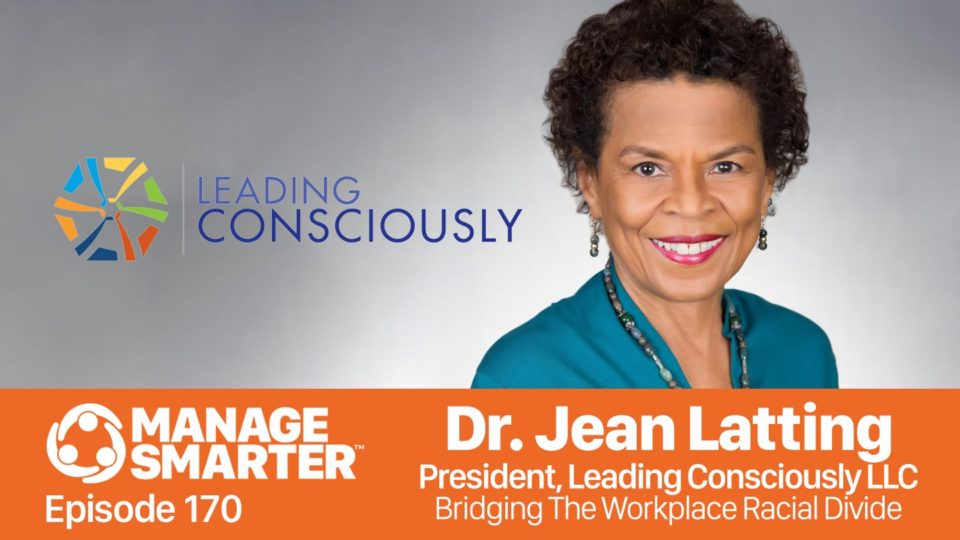 Dr. Jean Latting on the Manage Smarter show from SalesFuel
